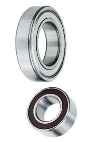 High performance miniature deep groove ball bearing 608